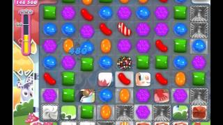 Candy Crush Saga Level 1191 - NO BOOSTERS + 8 MOVES LEFT