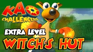 KAO Challengers (PSP) Extra Level - Witch