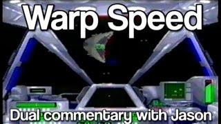 Playlist: https://www./playlist?list=plruf5loffovkyw3uyzebvzf5jbbops6fb warp speed is an ironically slow game along the lines of wing commander. i...