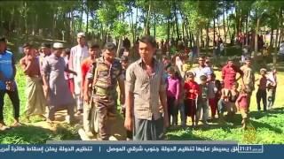 هيومن ووتش: تدمير مزيد من قرى الروهينغا غرب ميانمار