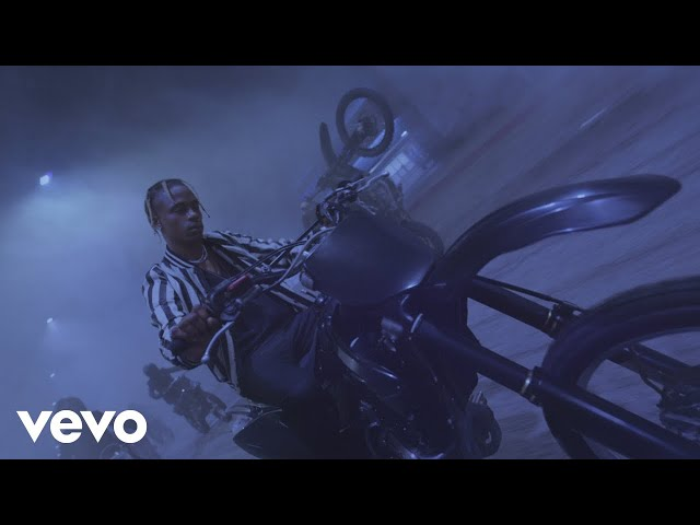Travis Scott - CAN\'T SAY (Official Video)