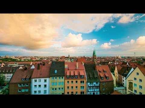 Nürnberg in 4k!  Germany's Prettiest City?