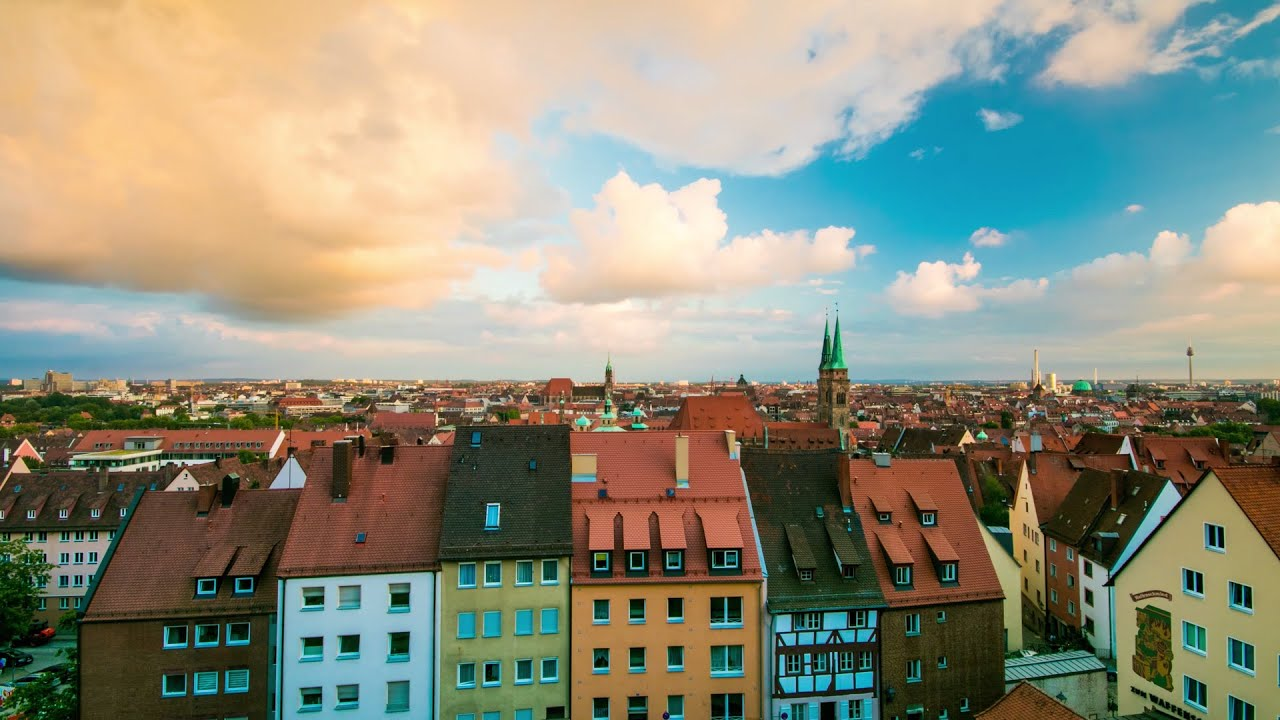 Canon 80d Used >> Nürnberg in 4k! Germany's Prettiest City? - YouTube