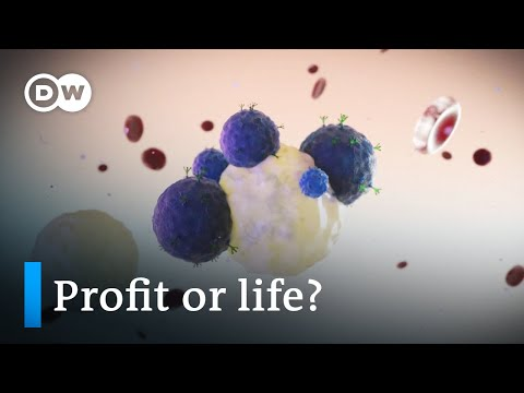 The power of the pharmaceutical companies | DW Documentary