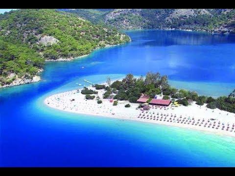 Blue Lagoon Oludeniz Beach Turkey 2018 Olu Deniz Fethiye