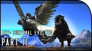 "ARK: Survival Evolved Gameplay Part 11 - ""DIEGO RETURNS!!!"" (SEASON 3)"