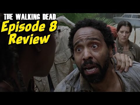 The Walking Dead S10 Ep08 Review Mid-Season Finale SPOILER- Alpha Winning!