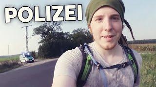 Von POLIZEI angehalten & GETRENNT! - Longboard Tour Tag 15 | ungespielt