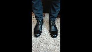 Обзор. Туфли мужские.  Фаберлик