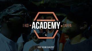 I-Kid Vs Darpa | Academy18 | Rap Battle