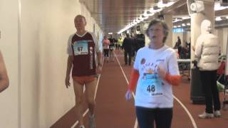 Bislett 24 Hour Indoor Challenge 2012