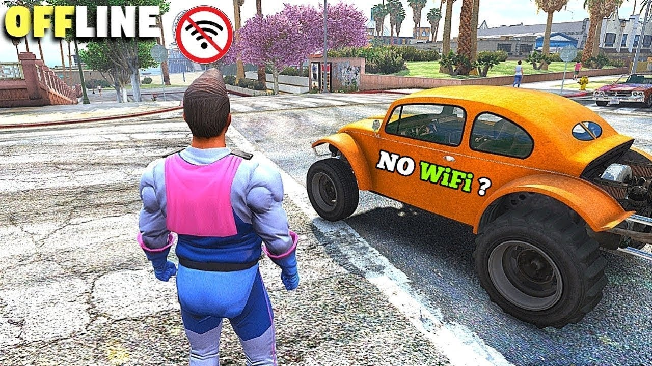 No Wifi? No Problem! Top 15 OFFLINE Games for Android [GameZone]