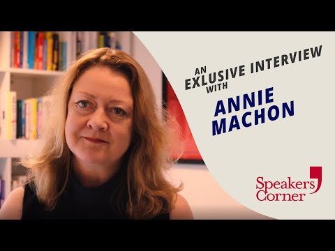 An Interview with former MI5 intelligence officer, Annie Mac