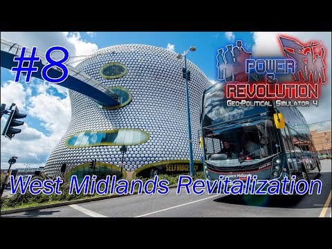 UK | Episode 8: West Midlands Revitalization | Power & Revolution