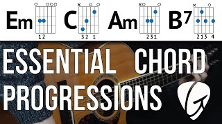 chord progression practice em c am b7
