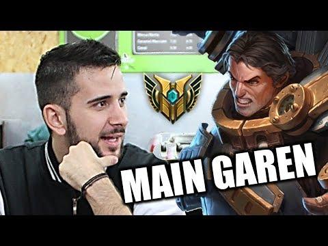 DIAMANTE MAIN GAREN 1KK MAESTRIA - League of Legends