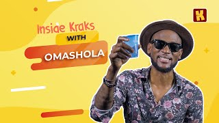 BBNaija39s Omashola Plays Our Never Have I Ever Game  Inside Kraks
