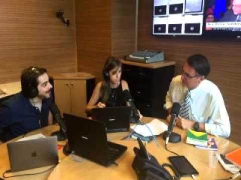 Entrevista de Jair Bolsonaro ao programa Timeline da Radio Gaúcha - Porto Alegre