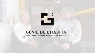 Interview - Angélique Gasmi, Génie de l'Habitat - Jean-Marc Sayer - PIM Industrie