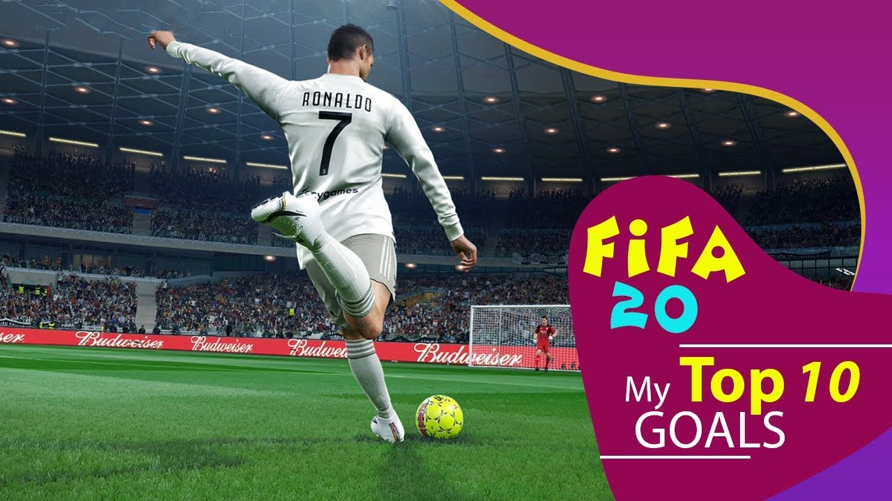 FIFA 20 | TOP 10 BEST GOALS!! | FT. RABONA, SCORPION, OLYMPIC... etc by | Play Smart |