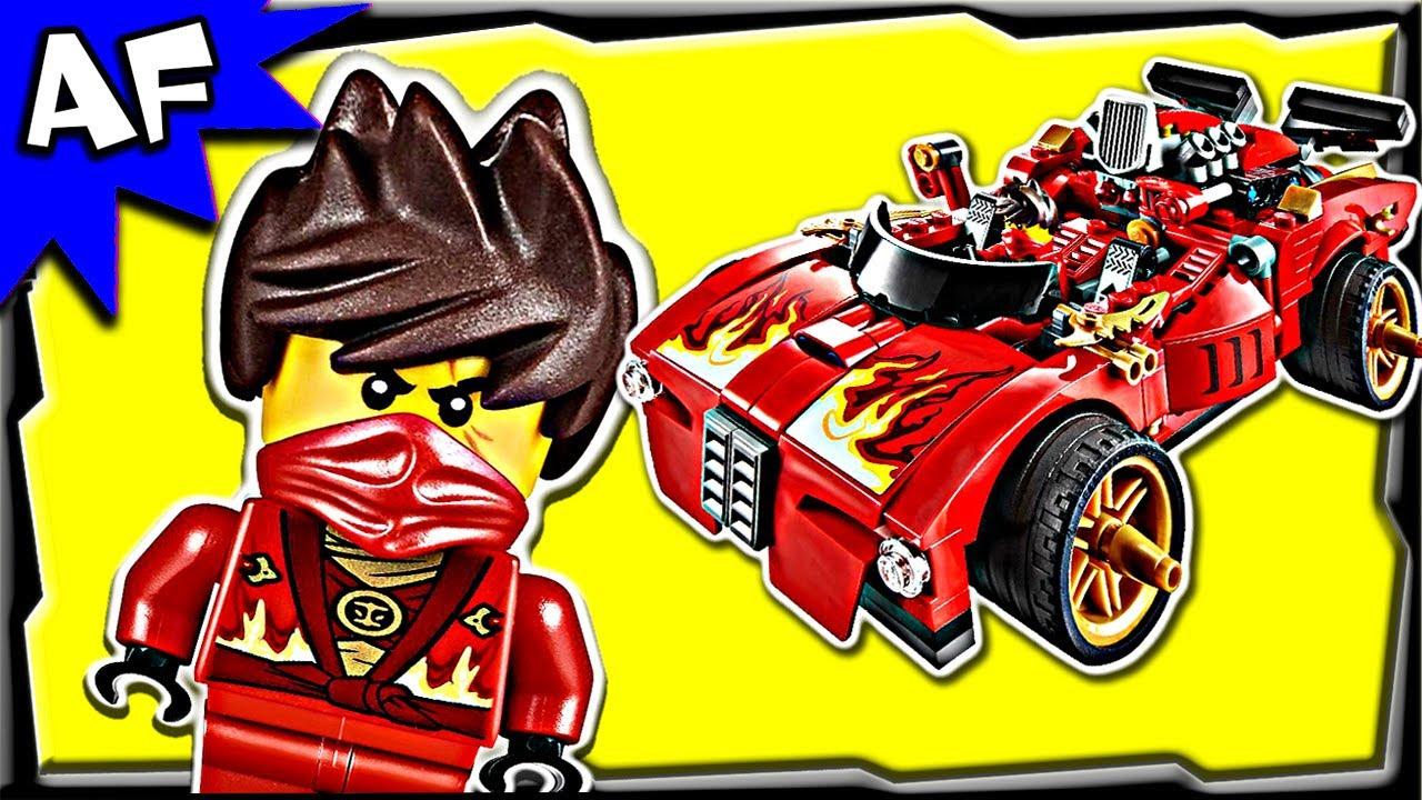 Charger Lego X1 Ninjago Rebooted Motion Set Stop Kai's Review Ninja 70727 cjS35RL4Aq