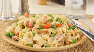 How To Make Tuna Noodle Casserole With Cheese