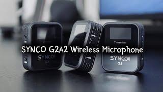 사용하기 쉬운 2채널 무선마이크 [SYNCO G2A2 …