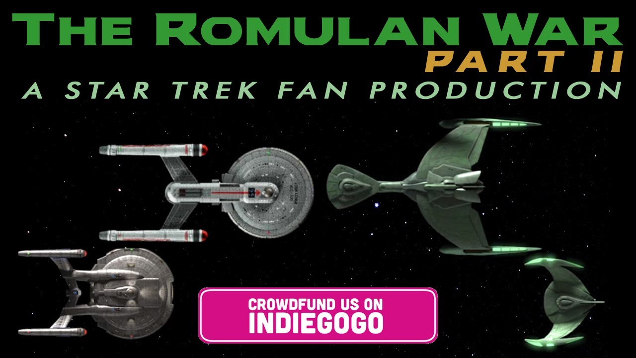 The Romulan War Campaign Continues... JOIN US!