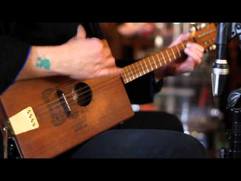 Alain Johannes: Gentle Ghost (Antiquiet Sessions)