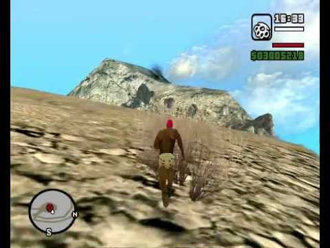 GTA San Andreas funny stuff