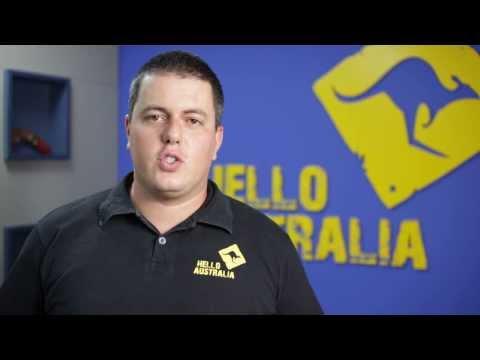Hello Australia TV - Dicas de Alimentação