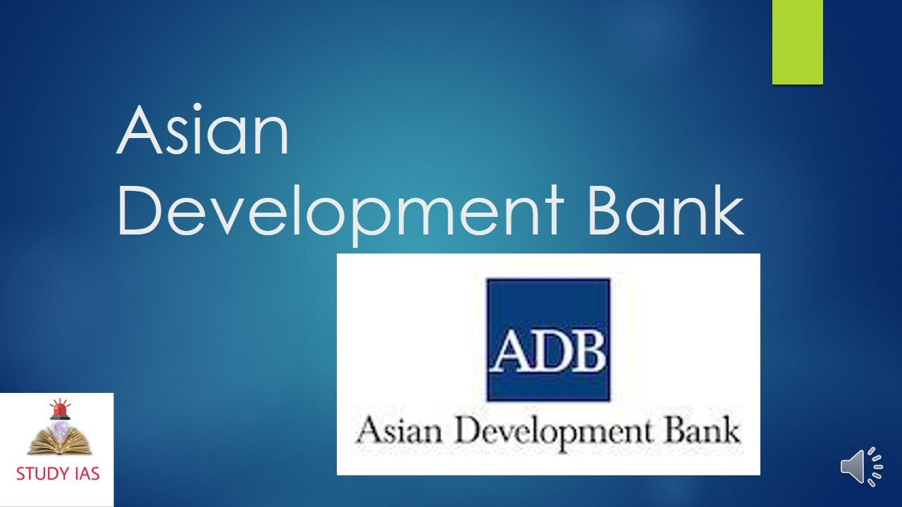 Www asian development bank com