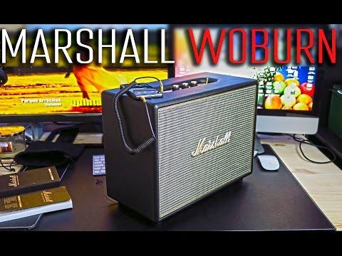 Marshall Woburn - Обзор