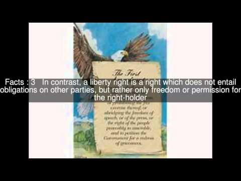 Claim rights and liberty rights Top  #6 Facts