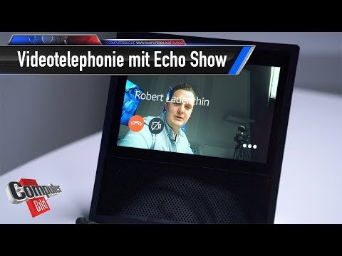 Amazon Echo Show: So Funktioniert Der Videoanruf