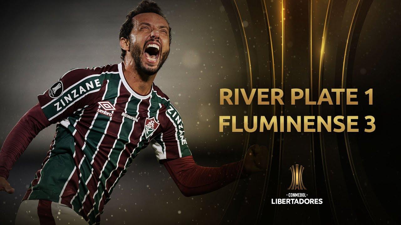 River Plate vs. Fluminense [1-3]   RESUMEN   Fecha 6   CONMEBOL Libertadores 2021