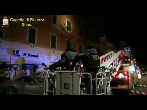 Arresti Guardia Finanza Roma Droga
