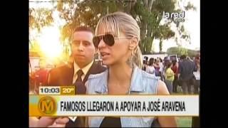 Polémica en evento de José Aravena: Amigos de
