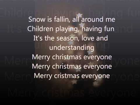 6A   Shakin Stevens   Snow Is Falling