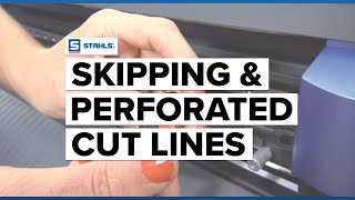 Common Vinyl Cutter Problems: Skipping and Perforated Cut Lines