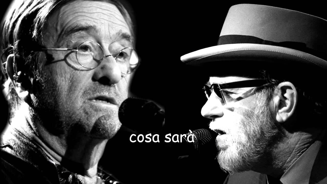 Lucio Dalla - Francesco De Gregori Ma Come Fanno I Marinai