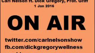 Dick Gregory on the current events with B.i.l.l-C.o.s.b.y   1 Jan 2016