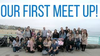 EMOTIONAL FIRST MEETUP! | Hayley Paige