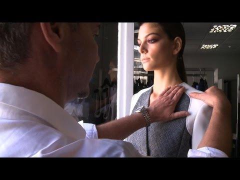 Fashion week: dans les coulisses de la collection Guy Laroche