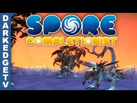 Spore Completionist LP - Cell Addict & Early Creature Stage [S3E02]