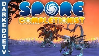 [29.45 MB] Spore Completionist LP - Cell Addict & Early Creature Stage [S3E02]