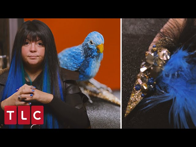 Lexi Designs Nails For a Bird Lover! | Unpolished