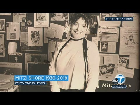 Comedy Store founder Mitzi Shore dies at 87  ABC7