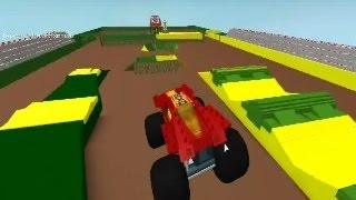 Monster Jam Roblox Youtube Series: World Finals Freestyle