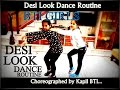 Desi Look Dance By Cute Girls Of Bti video